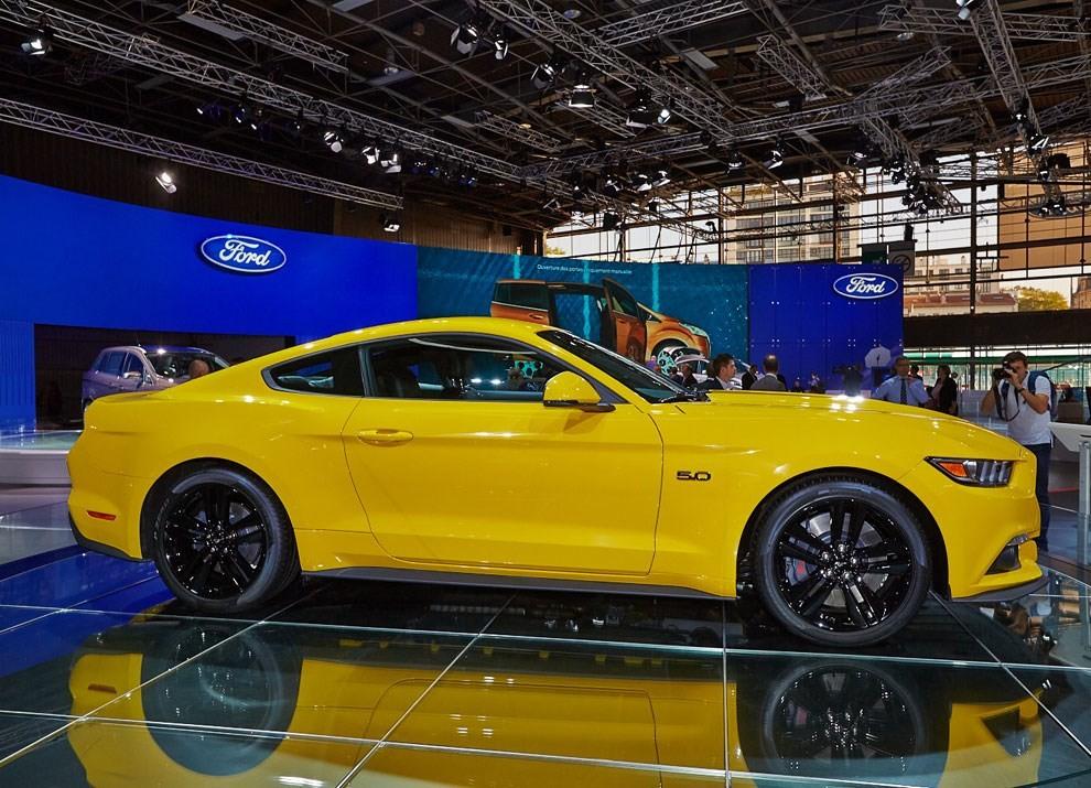 Nuova Ford Mustang - Foto 6 di 10