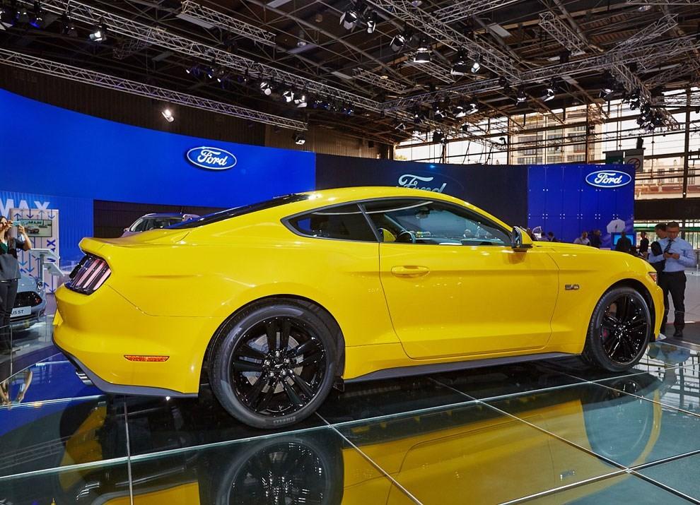 Nuova Ford Mustang - Foto 7 di 10