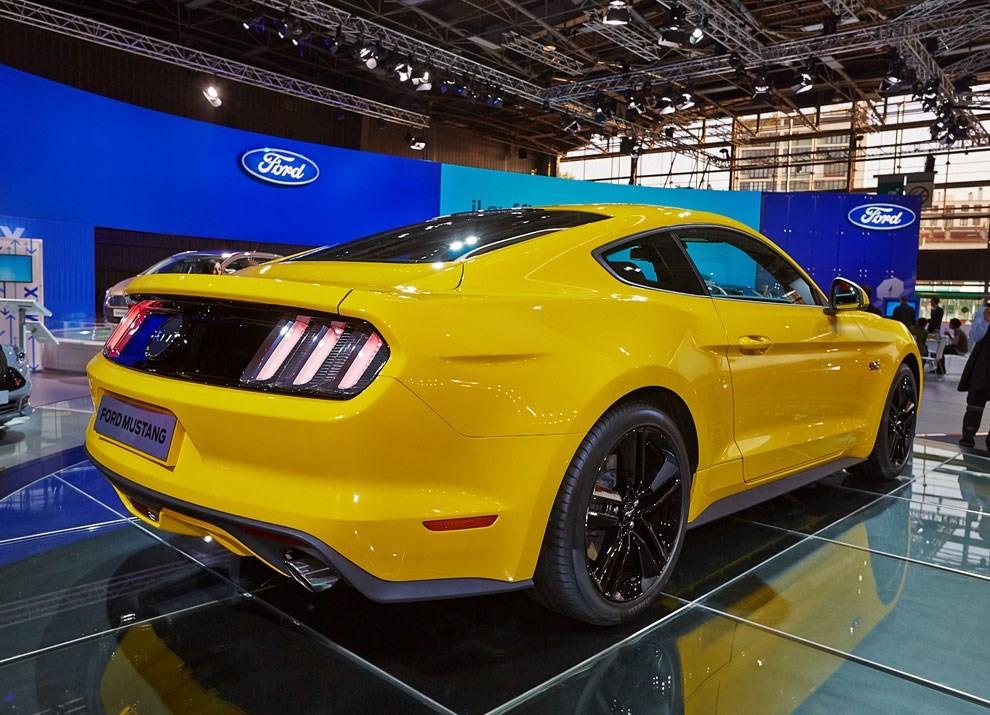 Nuova Ford Mustang - Foto 8 di 10