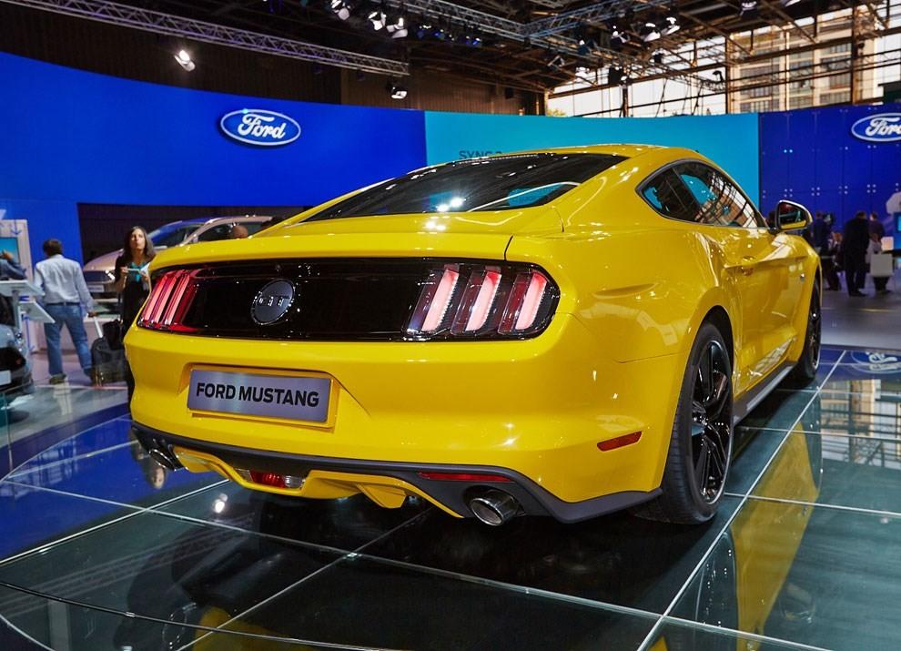 Nuova Ford Mustang - Foto 9 di 10