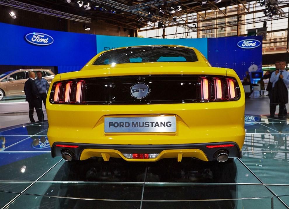 Nuova Ford Mustang - Foto 10 di 10