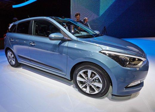 Hyundai i20 in promozione a 9.950€ anche con finanziamento
