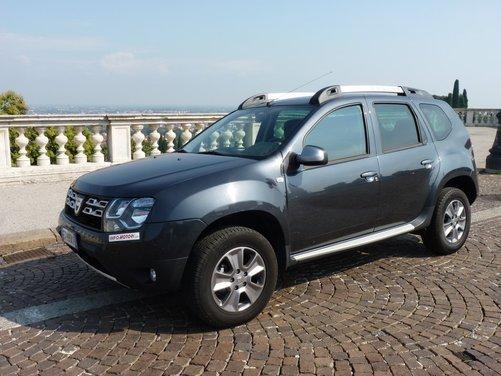 Dacia Duster 4x4 110 CV provata su strada e fuoristrada