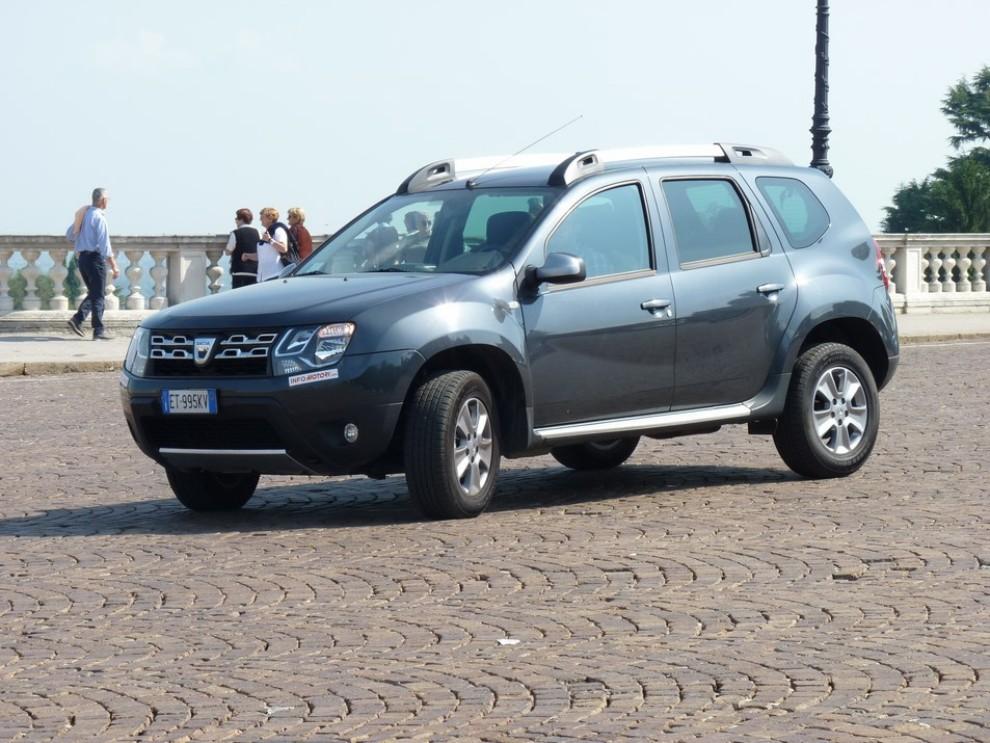 Dacia duster 4x4 prova su strada opinioni e prestazioni for Prova su strada dacia duster 4x4
