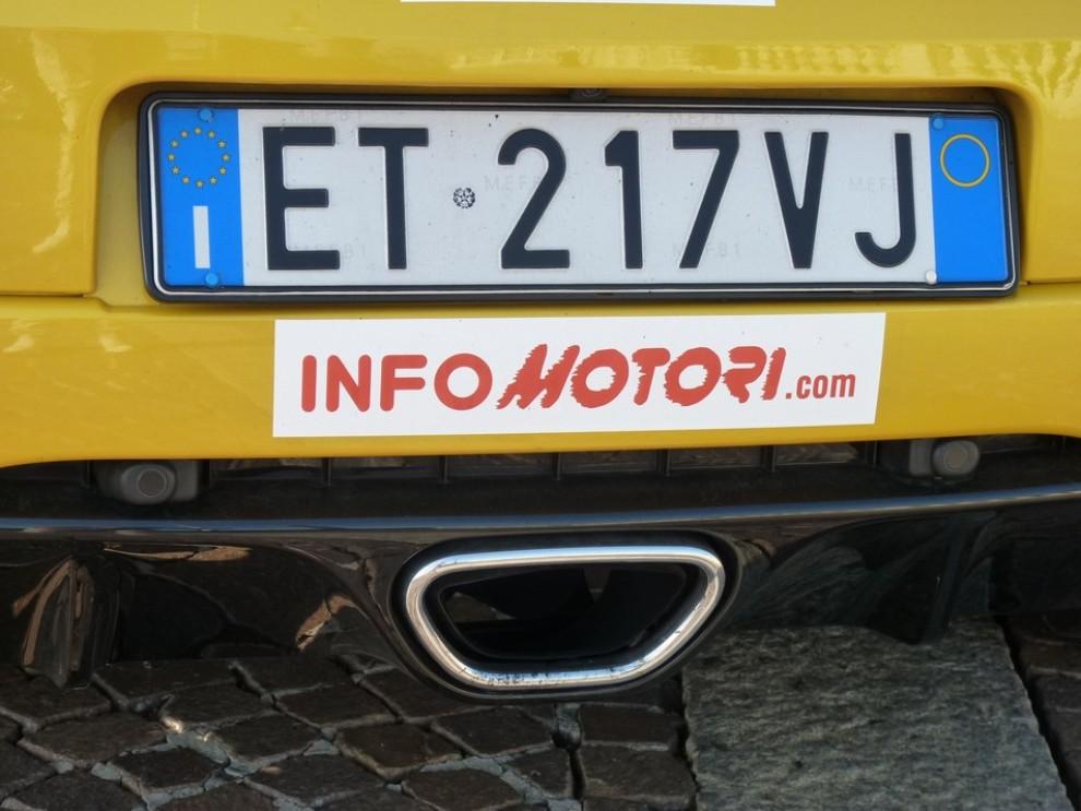 Renault Megane Coupè RS 16V 265 CV prova su strada - Foto 5 di 24