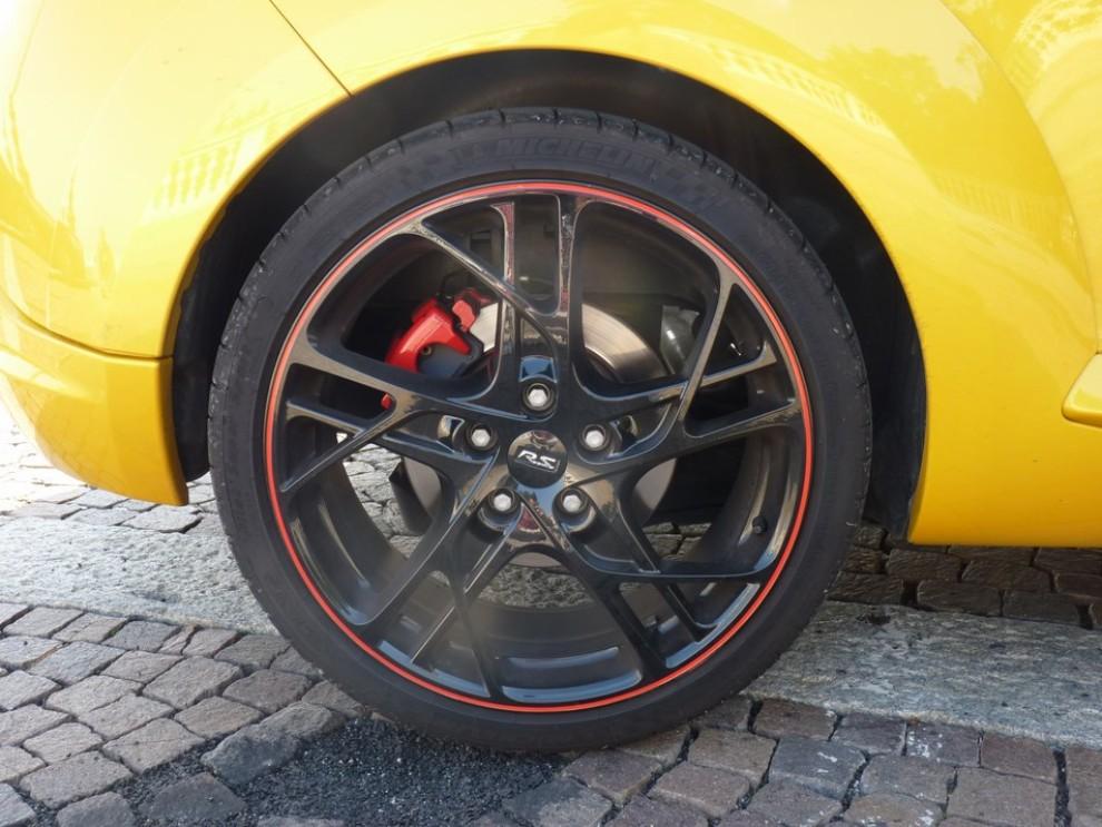 Renault Megane Coupè RS 16V 265 CV prova su strada - Foto 22 di 24
