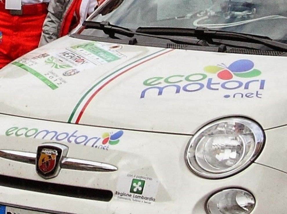 500 EcoAbarth a metano per la terza volta campione del mondo - Foto 2 di 10