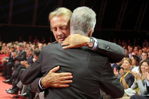 "Montezemolo saluta la Ferrari: ""una lunga storia d'amore"""