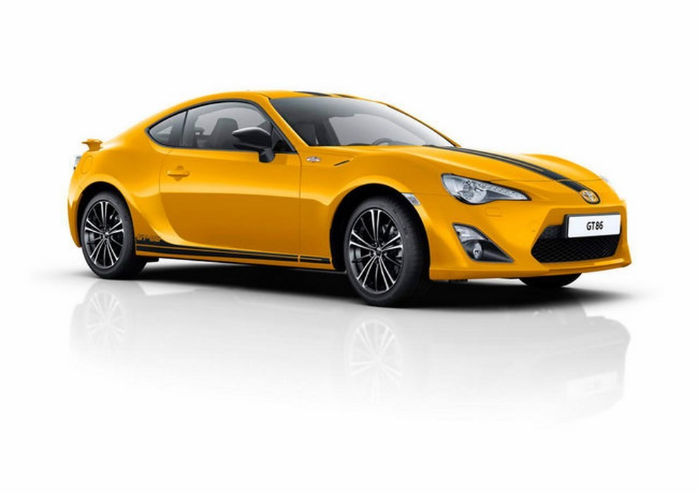 Toyota GT86 Limited Edition - Foto 1 di 6
