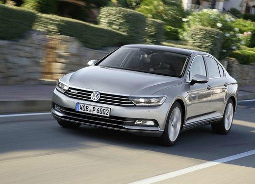 Volkswagen Passat, info, allestimenti e prezzi per l'Italia
