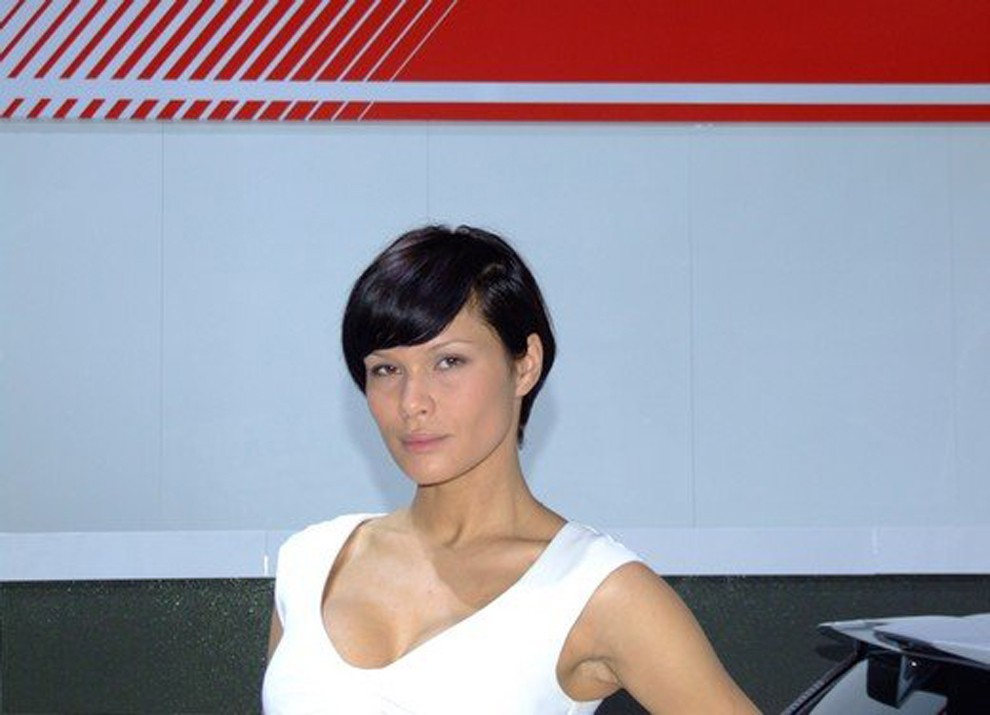 Le ragazze più belle al Motor Show di Bologna - Foto 7 di 12