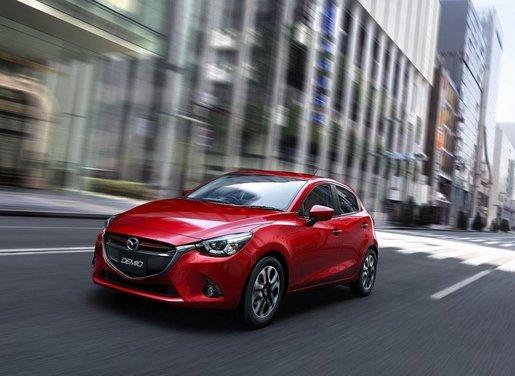 La nuova Mazda2 debutta al Festival Internazionale del Cinema di Roma