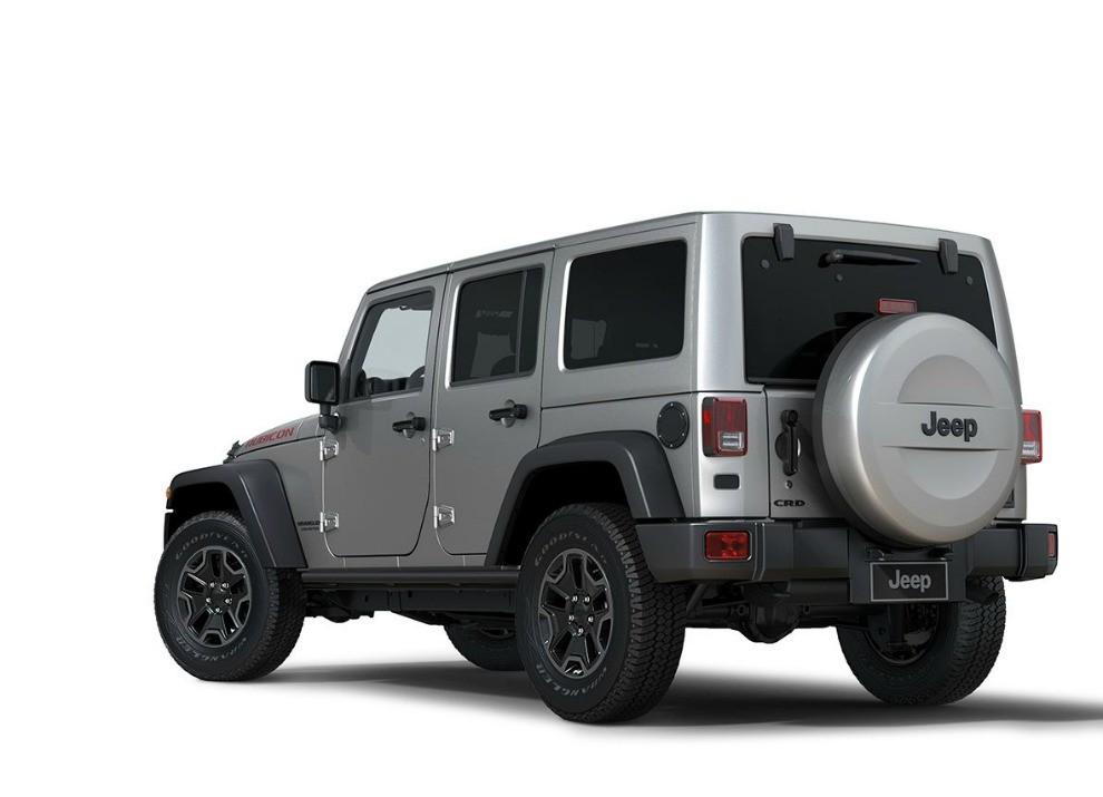 Jeep Wrangler: la gamma completa con tutti i prezzi - Foto 6 di 6