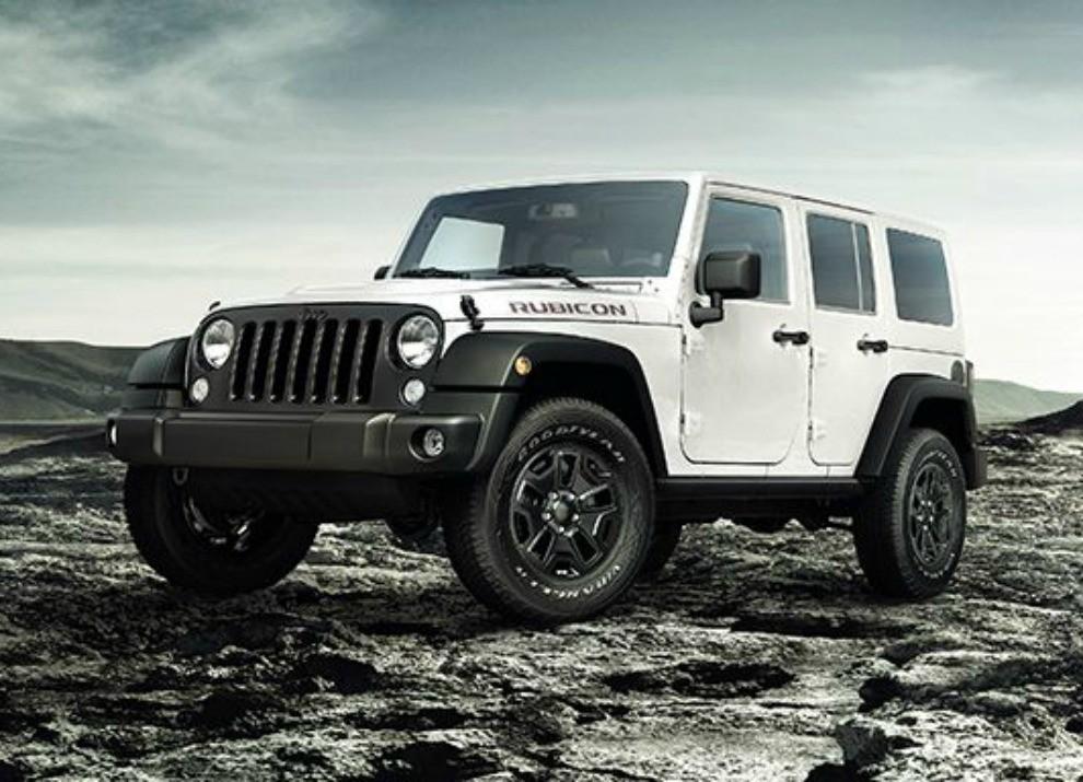 Jeep Wrangler: la gamma completa con tutti i prezzi - Foto 1 di 6