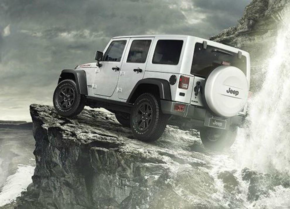 Jeep Wrangler: la gamma completa con tutti i prezzi - Foto 2 di 6