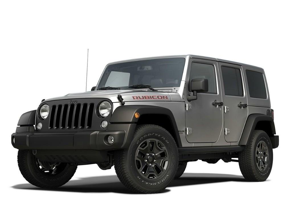 Jeep Wrangler: la gamma completa con tutti i prezzi - Foto 4 di 6