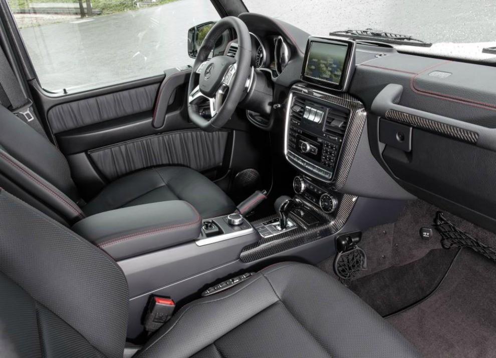 Mercedes Classe G compie 35 anni - Foto 10 di 17