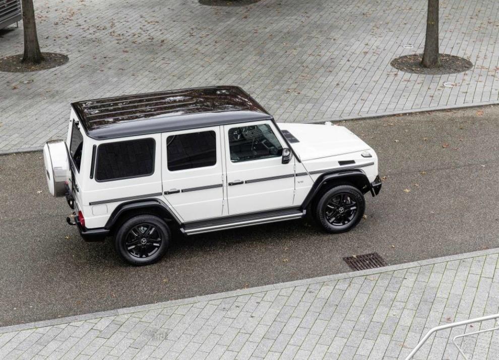 Mercedes Classe G compie 35 anni - Foto 11 di 17