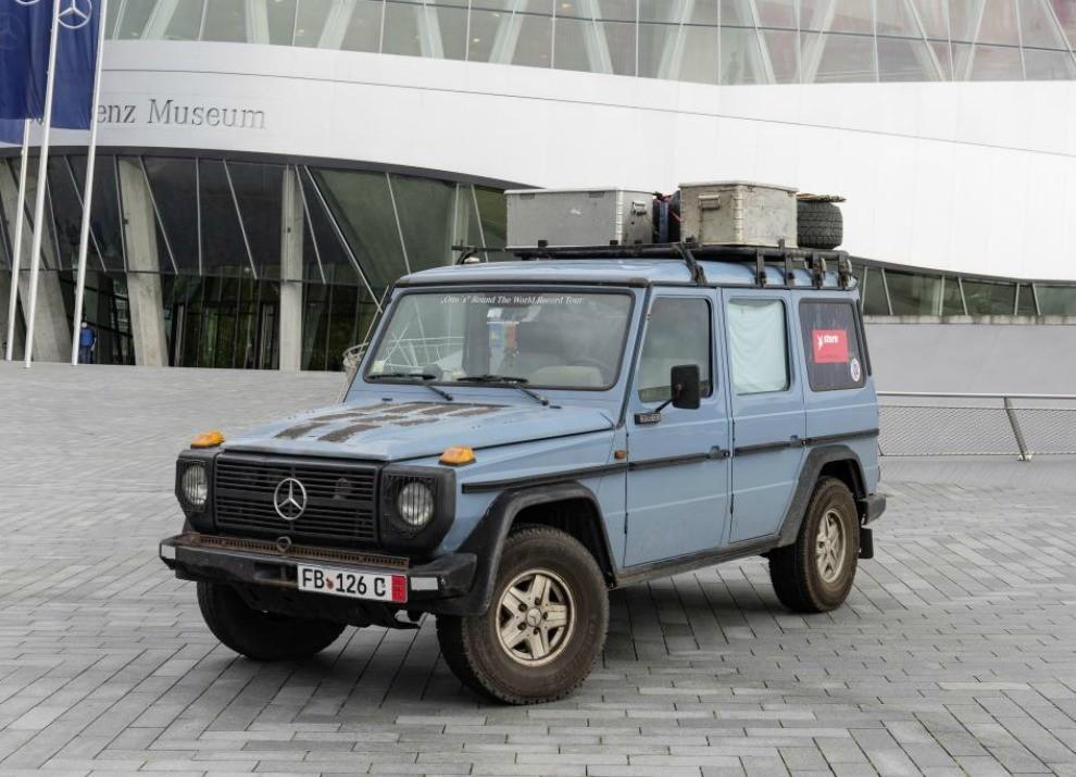 Mercedes Classe G compie 35 anni - Foto 14 di 17