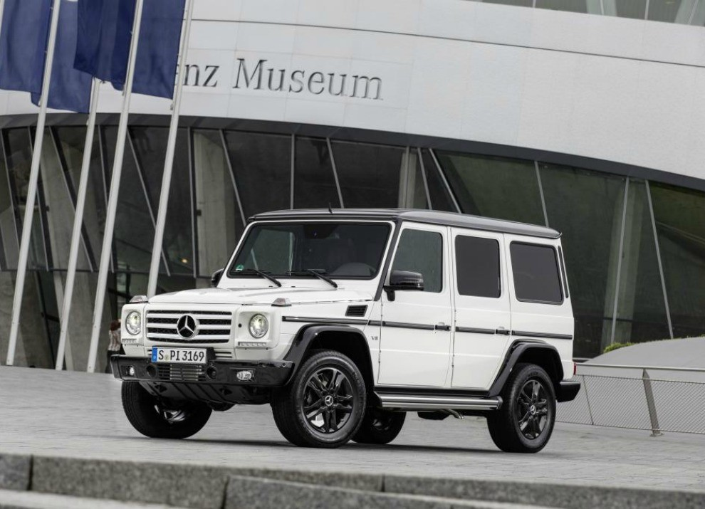 Mercedes Classe G compie 35 anni - Foto 15 di 17
