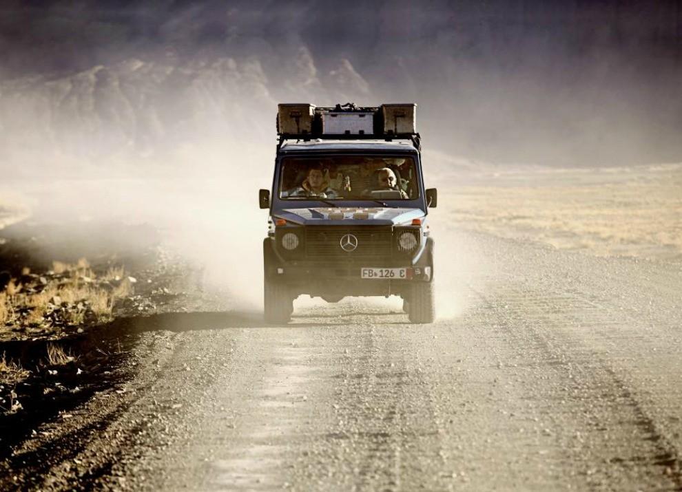 Mercedes Classe G compie 35 anni - Foto 4 di 17