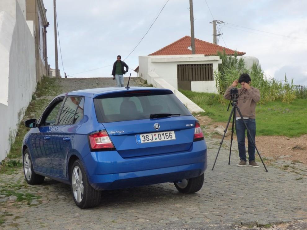 Nuova Skoda Fabia prova su strada, motori ed informazioni tecniche - Foto 8 di 15