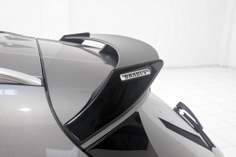 Mercedes GLA 45 AMG da 400 CV elaborata da Brabus - Foto 29 di 33