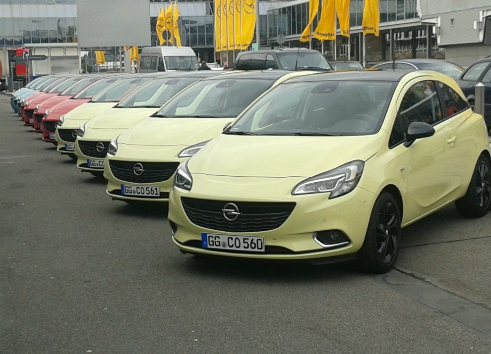 Nuova Opel Corsa prova su strada, prestazioni e prezzi - Foto 9 di 10