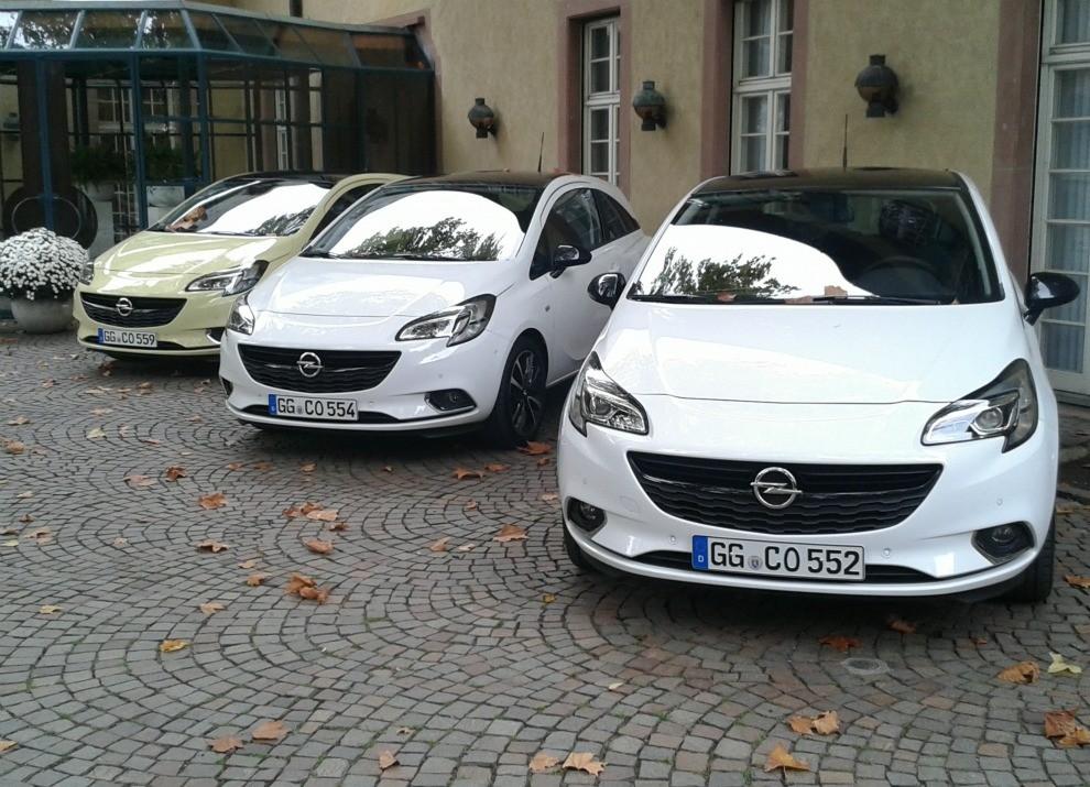 Nuova Opel Corsa prova su strada, prestazioni e prezzi - Foto 1 di 10