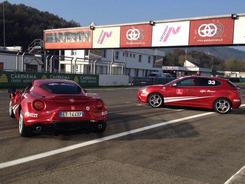 Corso di Guida Evoluta Alfa Romeo, consigli di guida sicura su strada e pista