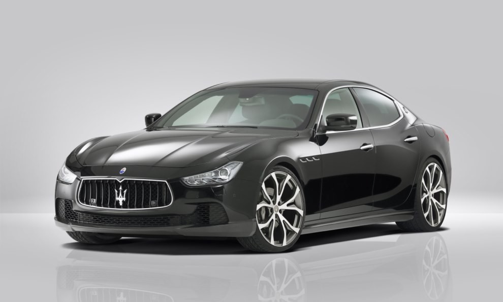 Maserati Ghibli Novitec Tridente - Foto 5 di 8