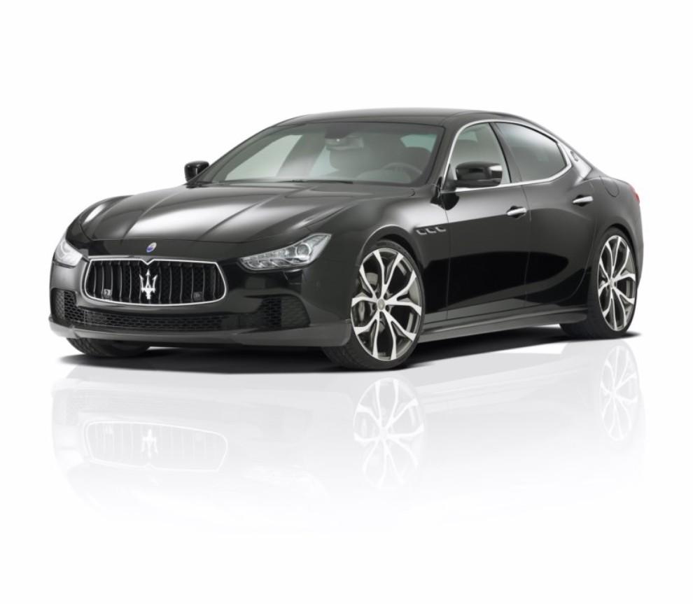 Maserati Ghibli Novitec Tridente - Foto 6 di 8