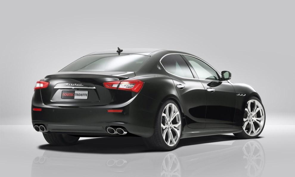 Maserati Ghibli Novitec Tridente - Foto 7 di 8