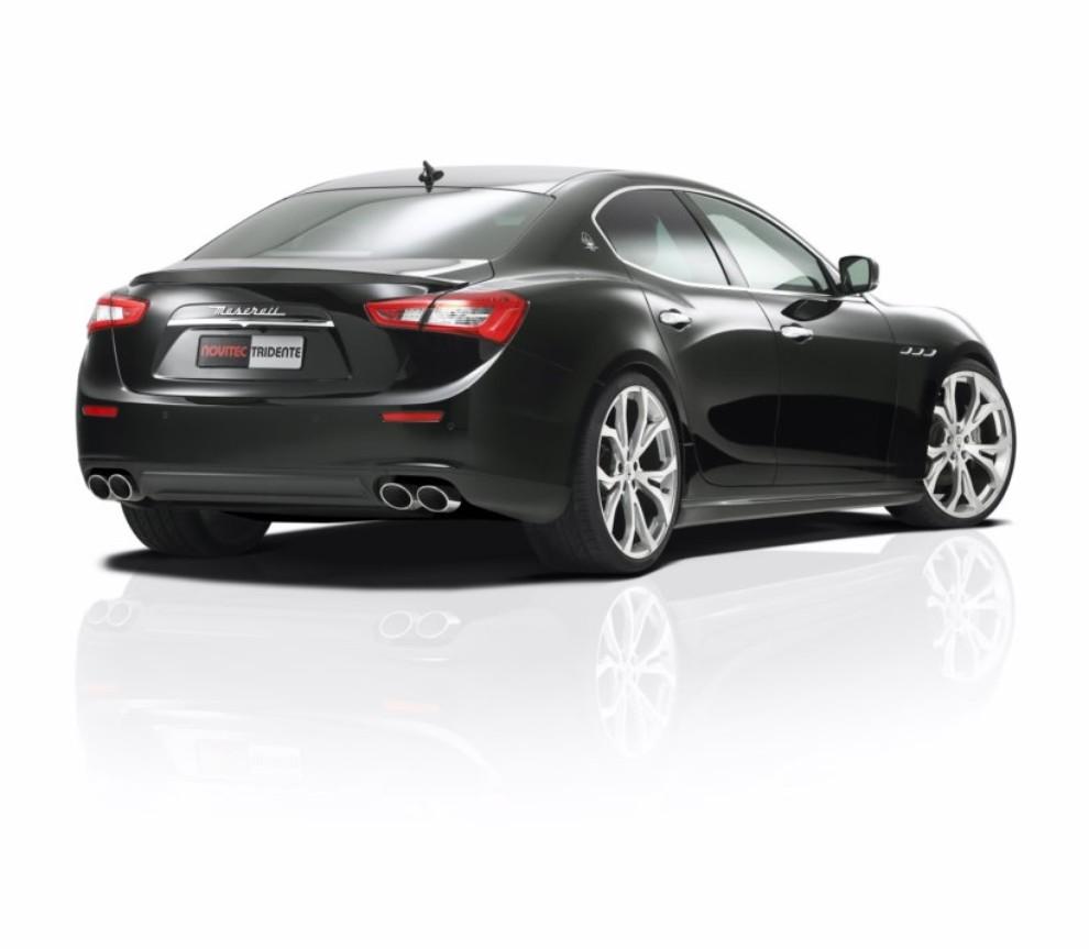 Maserati Ghibli Novitec Tridente - Foto 8 di 8