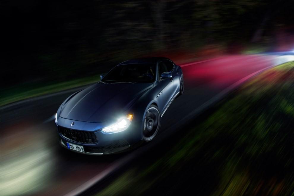 Maserati Ghibli Novitec Tridente - Foto 3 di 8