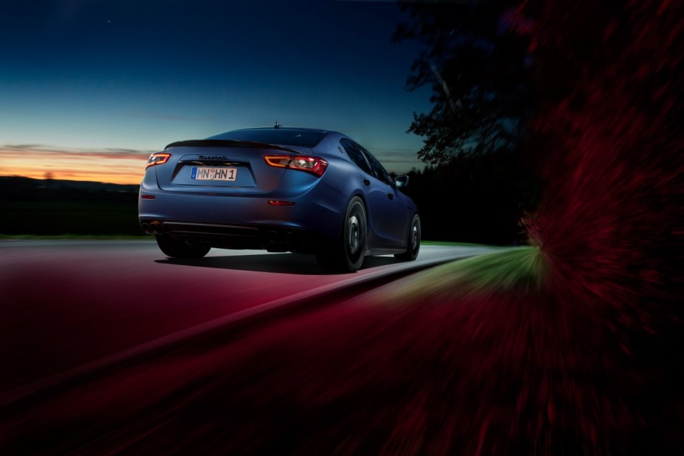 Maserati Ghibli Novitec Tridente - Foto 4 di 8