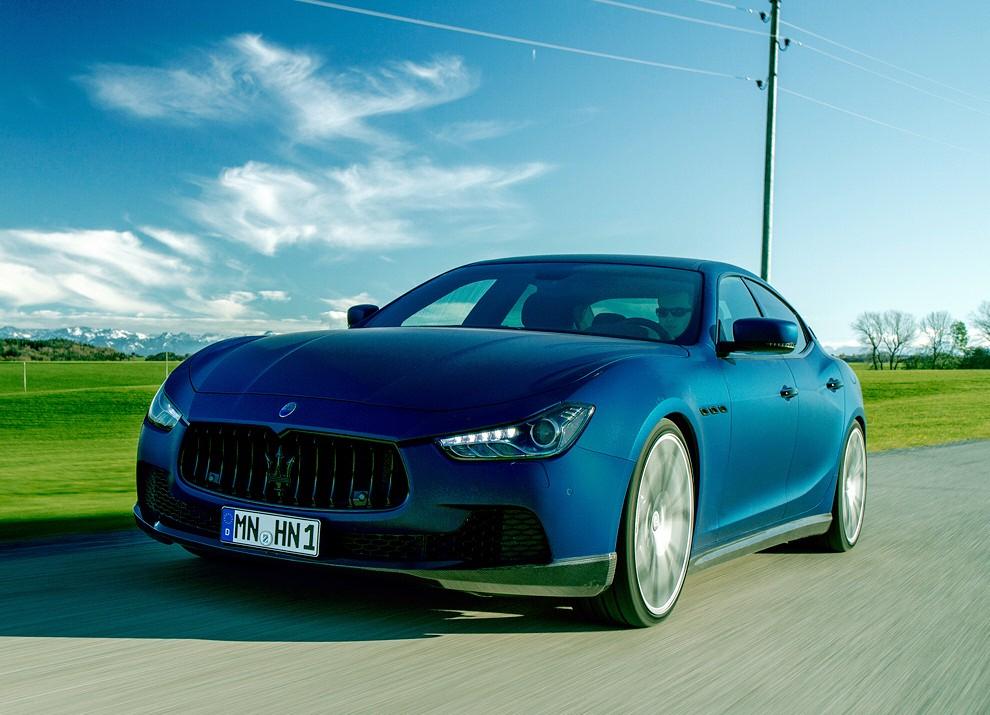 Maserati Ghibli Novitec Tridente - Foto 1 di 8