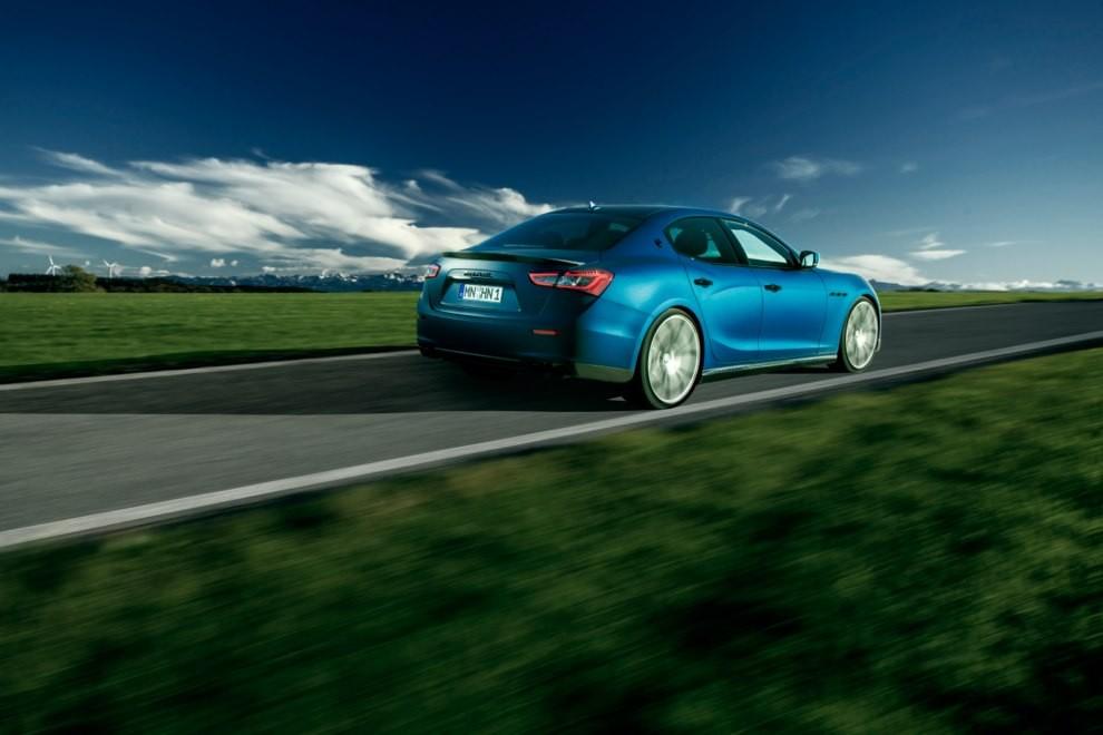 Maserati Ghibli Novitec Tridente - Foto 2 di 8