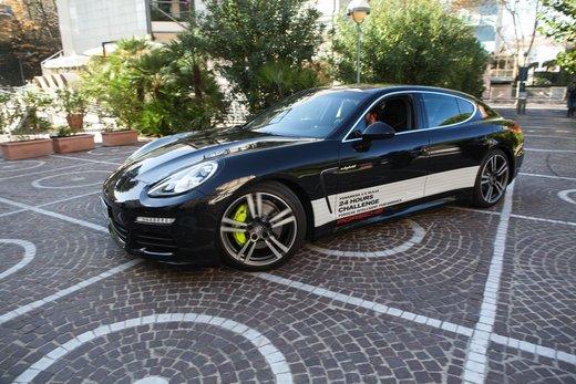 Porsche Panamera S E-Hybrid provata per 24 ore la Panamera ibrida plug-in