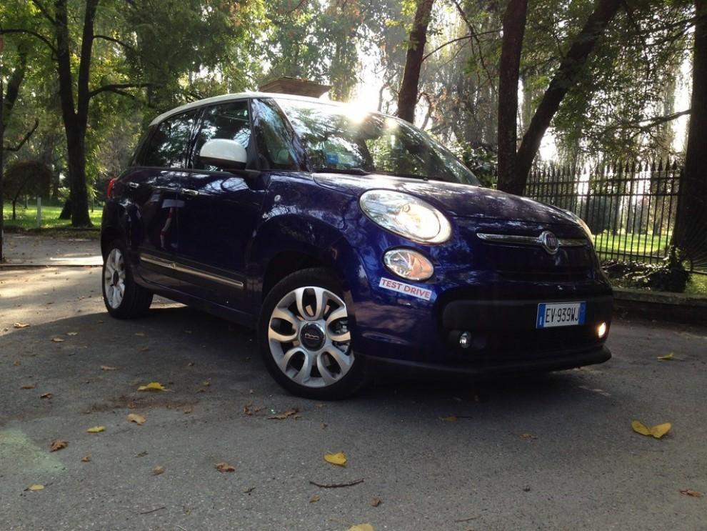 Fiat 500L GPL prova su strada prezzi e allestimenti - Foto 4 di 18