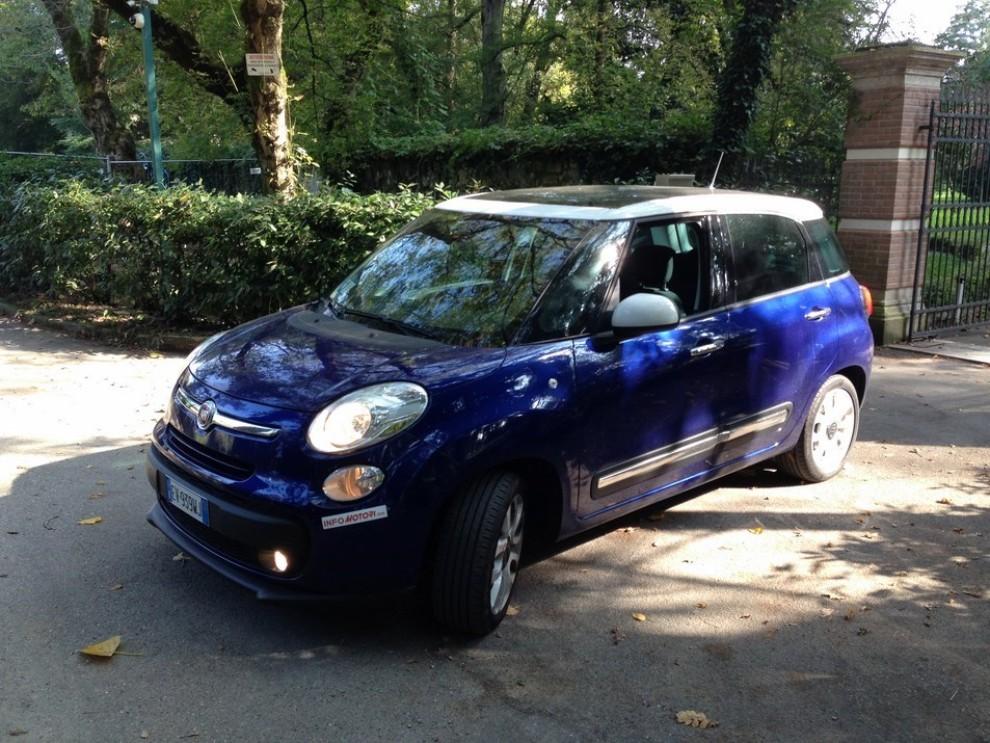 Fiat 500L GPL prova su strada prezzi e allestimenti - Foto 1 di 18