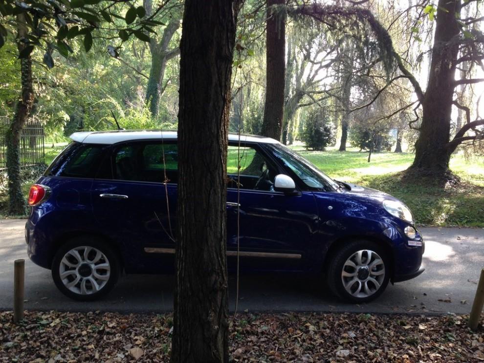 Fiat 500L GPL prova su strada prezzi e allestimenti - Foto 7 di 18