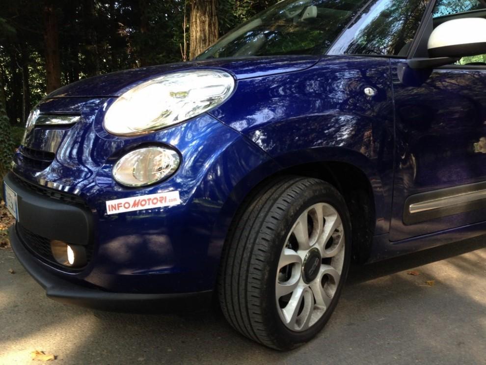 Fiat 500L GPL prova su strada prezzi e allestimenti - Foto 10 di 18