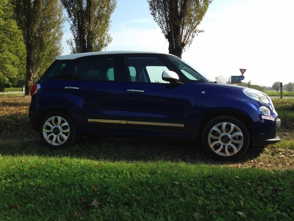 Fiat 500L GPL prova su strada prezzi e allestimenti - Foto 13 di 18