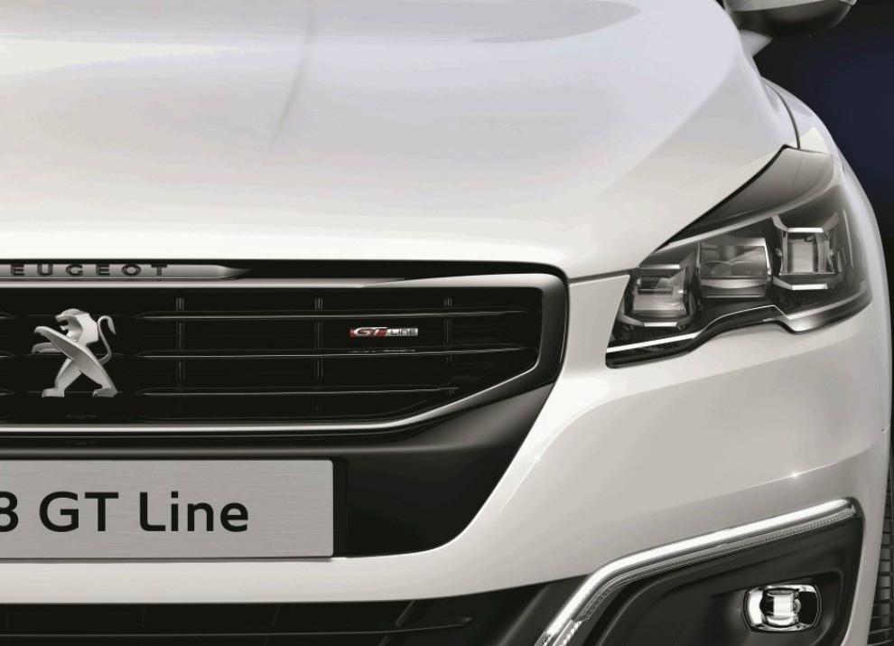 Peugeot 308 e 508 SW nella nuova versione GT Line - Foto 3 di 12
