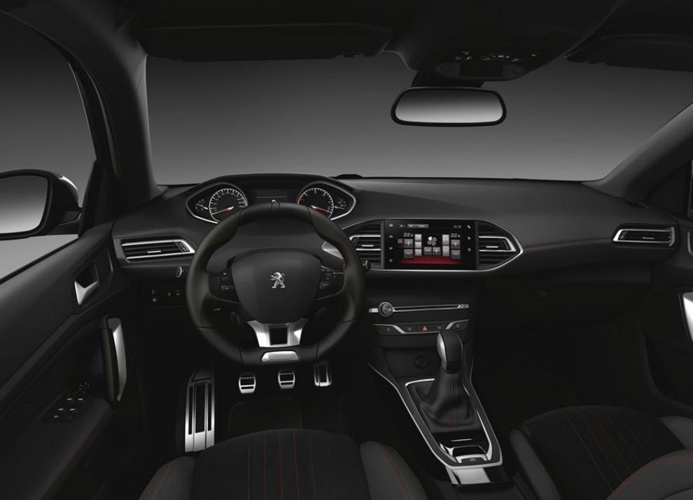 Peugeot 308 e 508 SW nella nuova versione GT Line - Foto 4 di 12