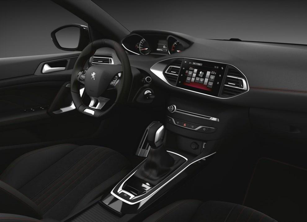 Peugeot 308 e 508 SW nella nuova versione GT Line - Foto 6 di 12