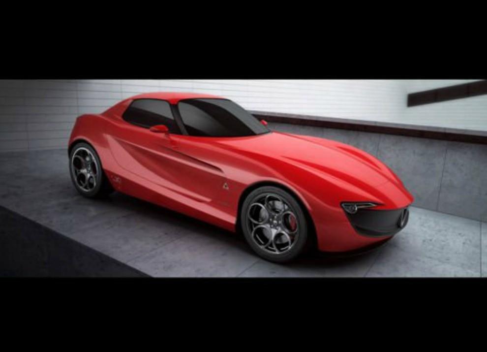 Nuova Alfa Romeo Giulietta: sarà a trazione posteriore - Foto 1 di 7
