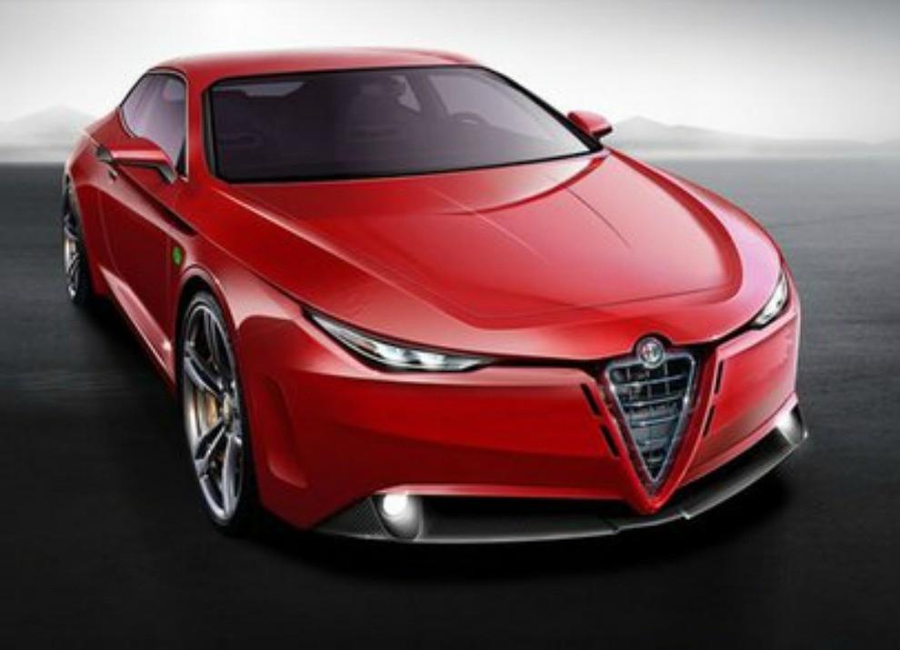 Nuova Alfa Romeo Giulietta: sarà a trazione posteriore - Foto 4 di 7