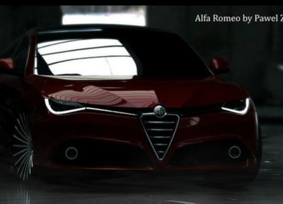 Nuova Alfa Romeo Giulietta: sarà a trazione posteriore - Foto 6 di 7